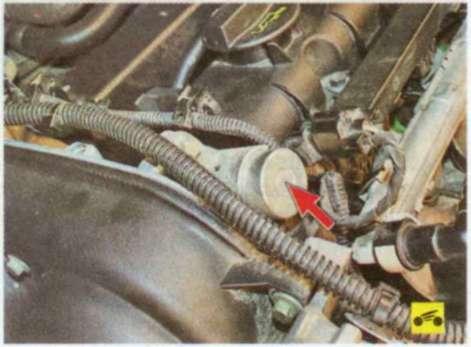 Накладки на передний бампер (клыки) для Mitsubishi Lancer
