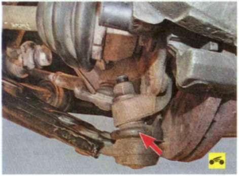 Проверка ходовой форд фокус своими руками 42