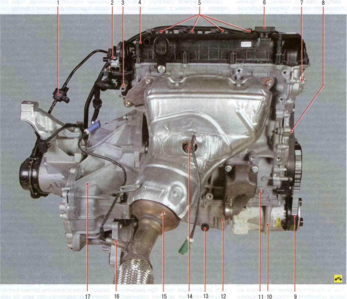 Сколько стоит датчик коленвала на форд фокус 1 6 фотография