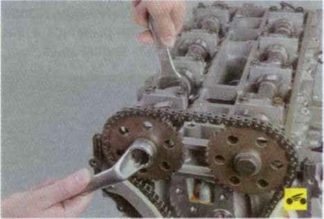 Замена цепи грм форд мондео 23 своими руками 37