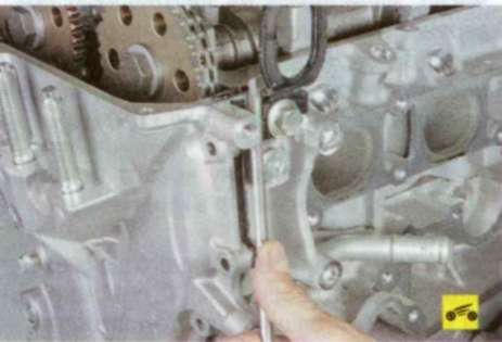 Замена цепи грм форд мондео 23 своими руками 60