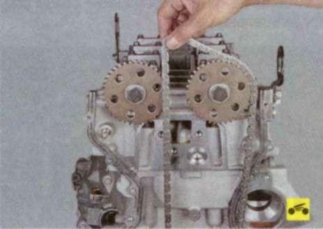 Замена цепи грм форд мондео 23 своими руками 82