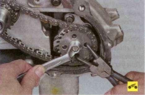 Замена цепи грм форд мондео 23 своими руками 40