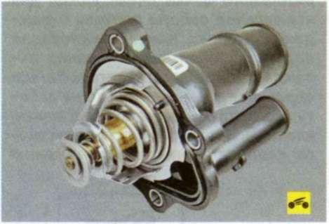 Замена радиатора системы охлаждения - Форд Фокус 2.