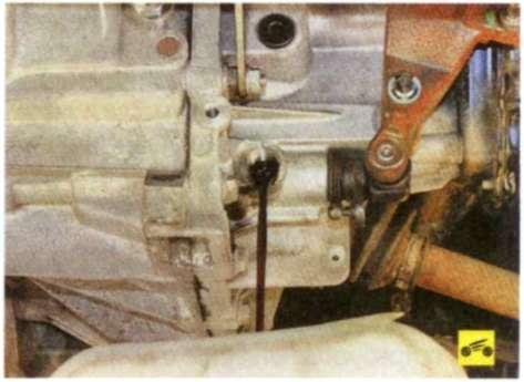 Гайка рулевого наконечника 2108 м12 1.25 белебей