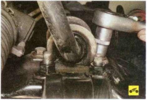 Форд фокус 2 замена втулки стабилизатора