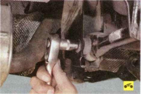 Замена переднего рычага форд фокус 2 своими руками