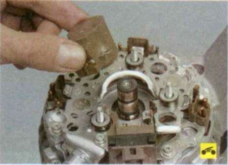Проверка генератора форд фокус 2 своими руками 91