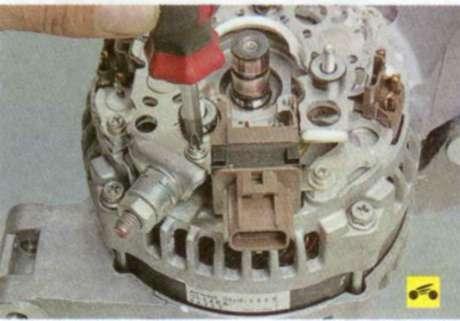 Ремонт генератора на форд фокус 2 своими  822