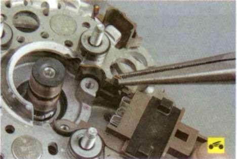 Форд фокус ремонт генератора своими руками
