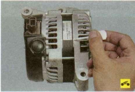 Ремонт генератора на форд фокус 2 своими  42