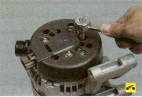 Ремонт генератора на форд фокус 2 своими  712