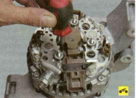 Проверка генератора форд фокус 2 своими руками 48
