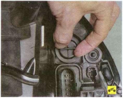 Ford Sierra | Освещение и сигнализация | Форд Сиерра
