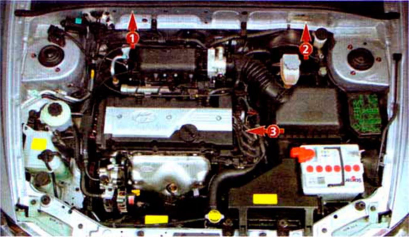 Замена масла двигатель хендай акцент 4