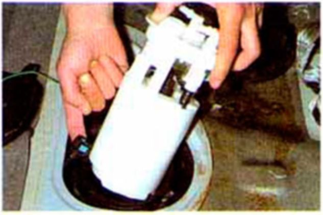 поплавок топливного фильтра