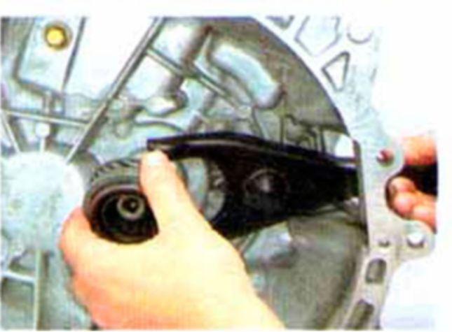 Замена сцепления хендай солярис видео своими руками