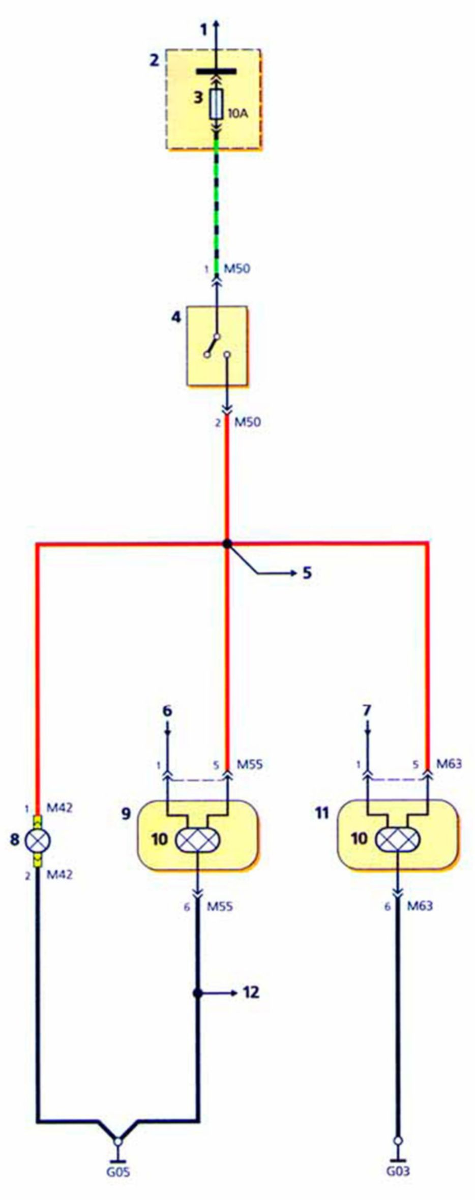 Включение биполярного транзистора в схеме с ок
