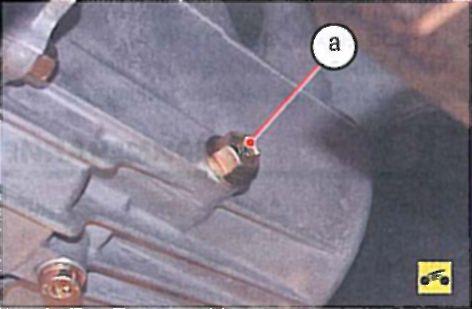 Замена масла в акпп мицубиси лансер 9