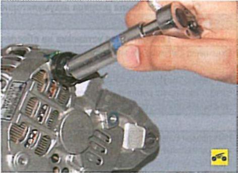 Генератор лансер 9 ремонт своими руками 54