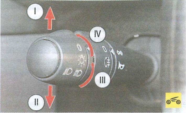 включаеться звуковой сигнал на мицубиси: