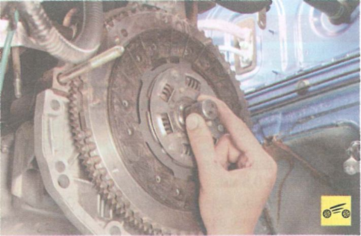 Замена сцепления на логане своими руками