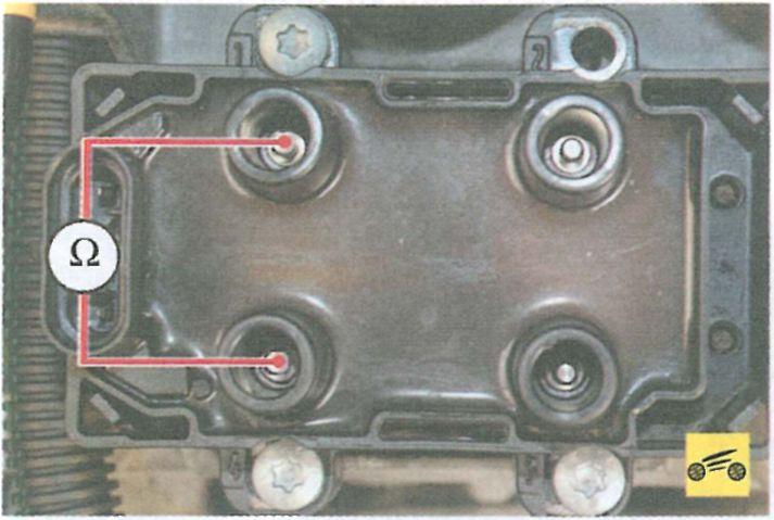 Проверка модуля зажигания ваз 21214