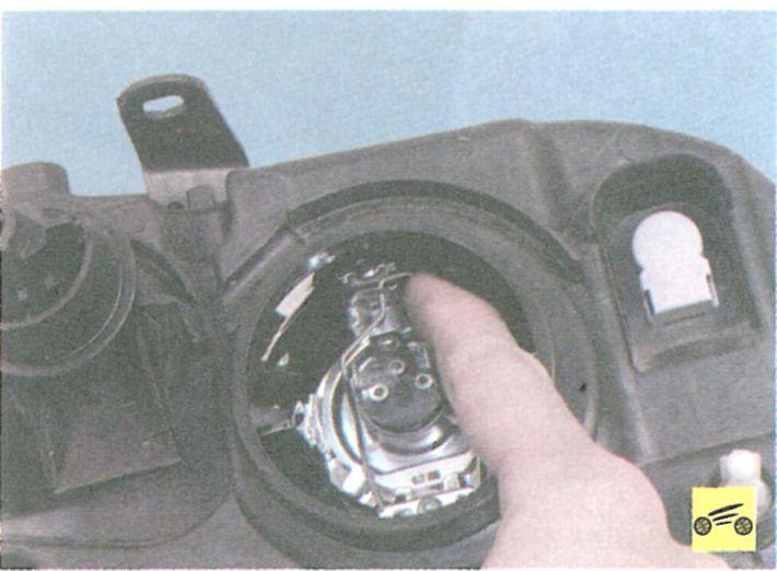 ремонт рулевой колонки на ваз 2115 #11