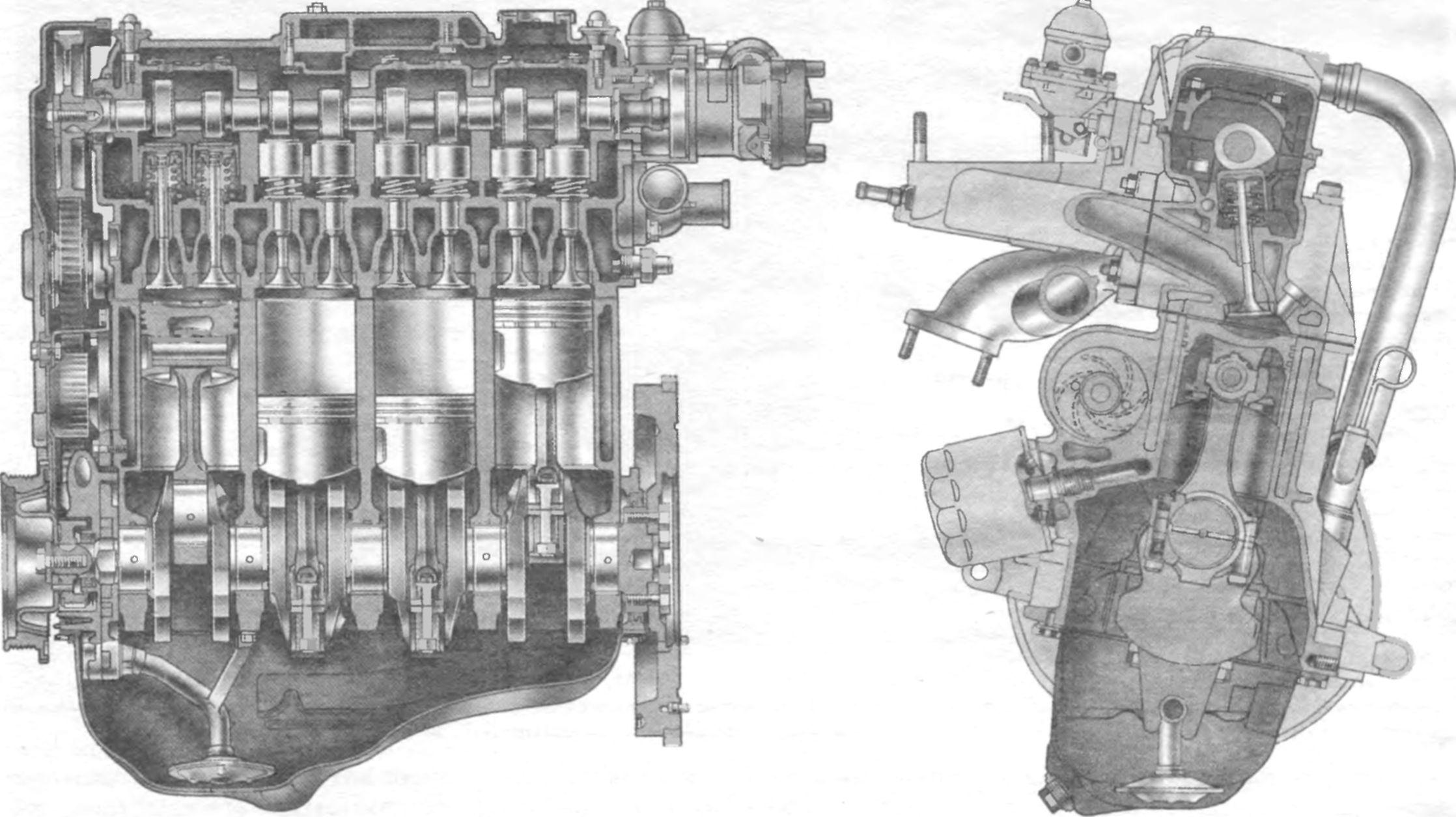Фото №1 - неисправности ВАЗ 2110 инжектор 8 клапанов