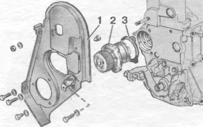 Замена ремня грм ваз 2110 8 клапанов