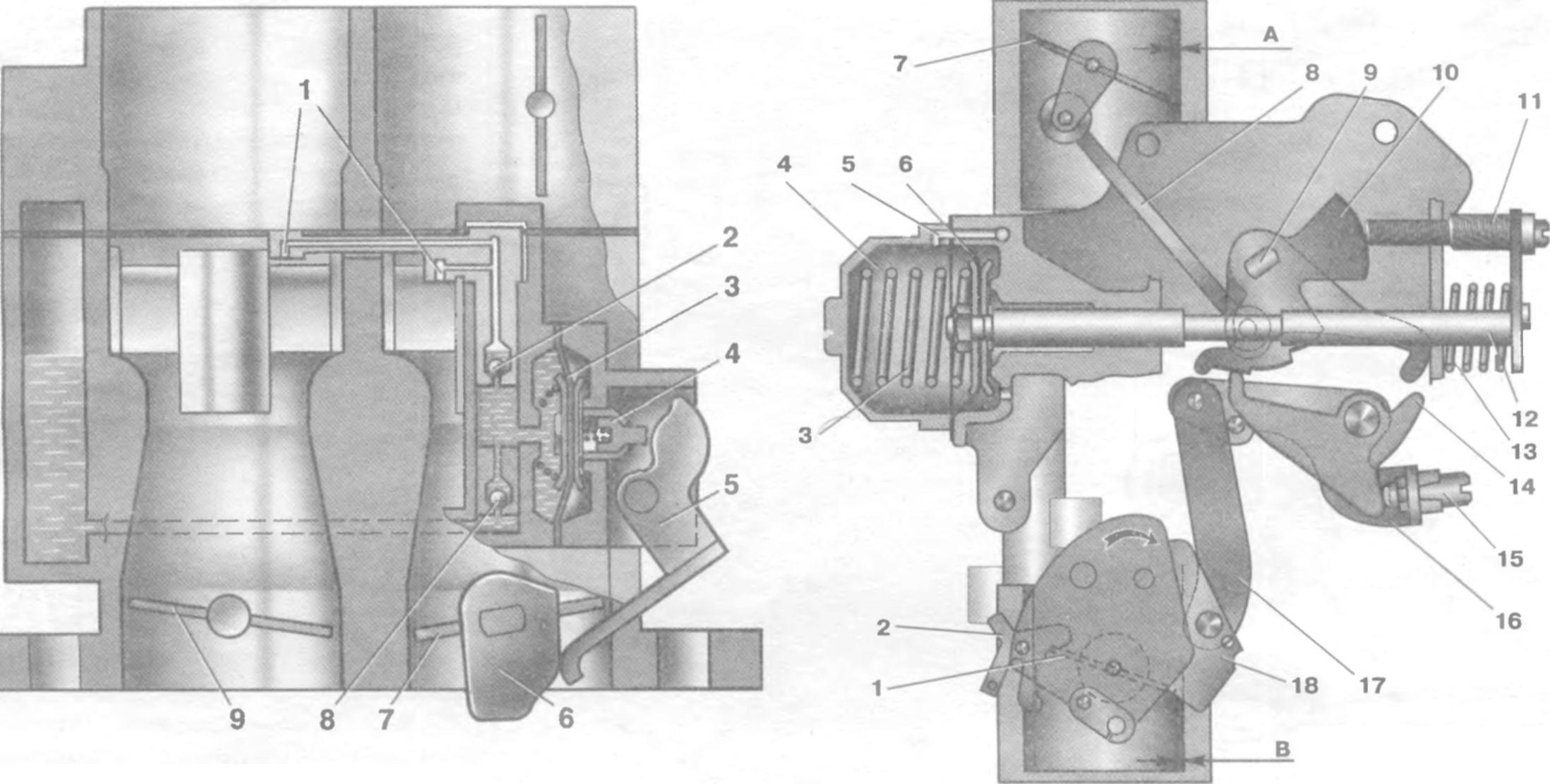 Фото №11 - дроссельная заслонка на ВАЗ 2110 16 клапанов