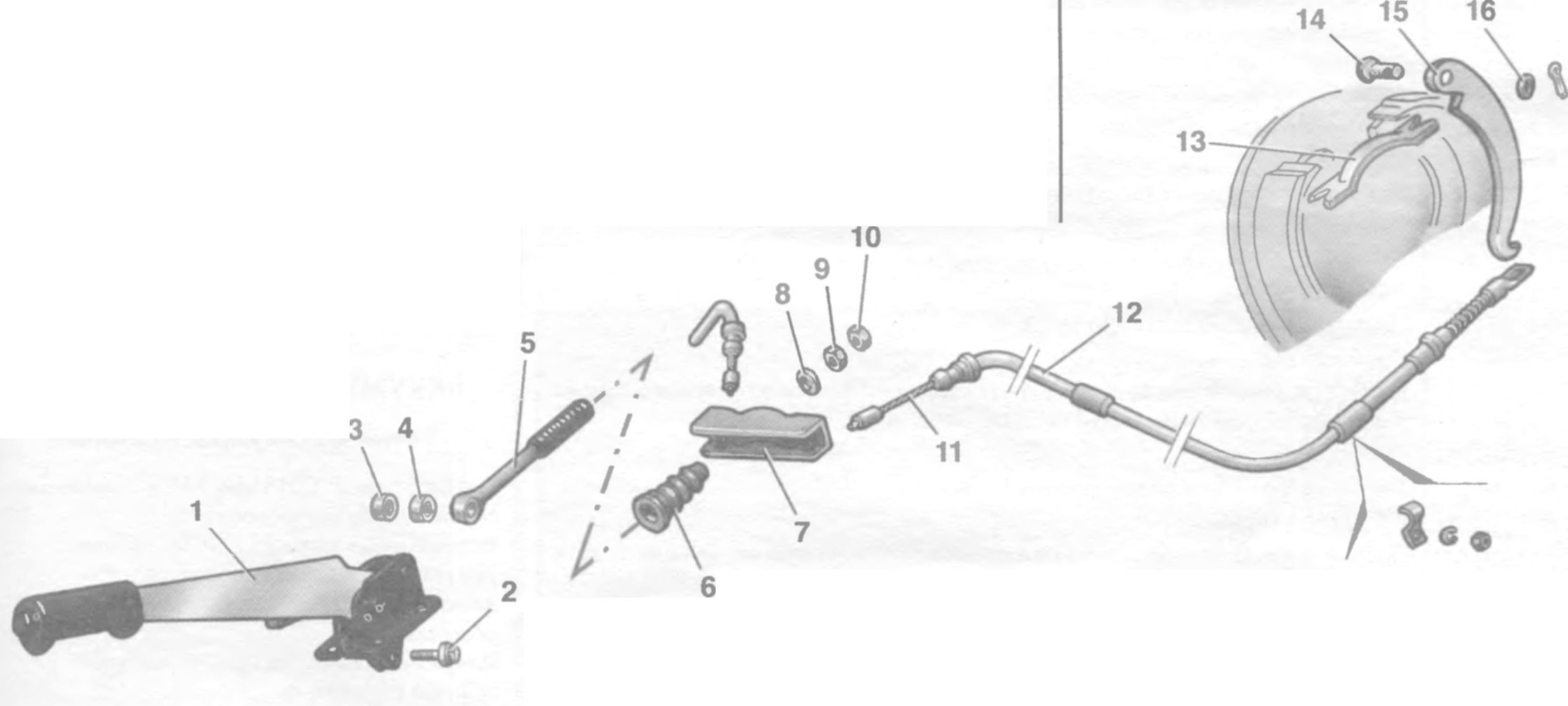 Фото №14 - ВАЗ 2110 тормозная система неисправности